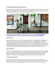 4 Questions To Ask Before Buying A Home Part - II.docx