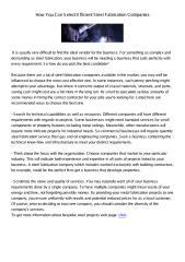 HowYouCanSelectEfficientSteelFabricationCompanies830.pdf