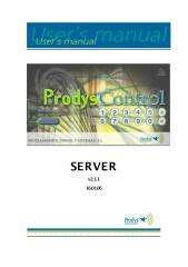 ProdysControl Server.pdf